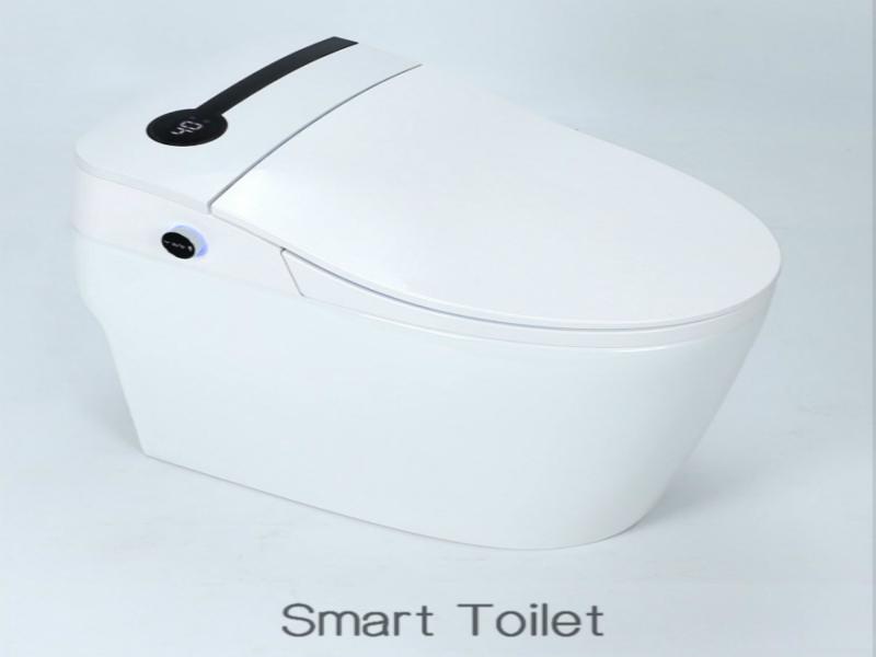 CBM-I80 Proveedor para Sensor Automático Flushing Electric One Piece Tankless Intelligent Smart