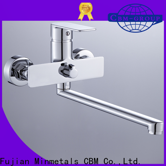 CBM bathtub faucet with sprayer certifications for housing