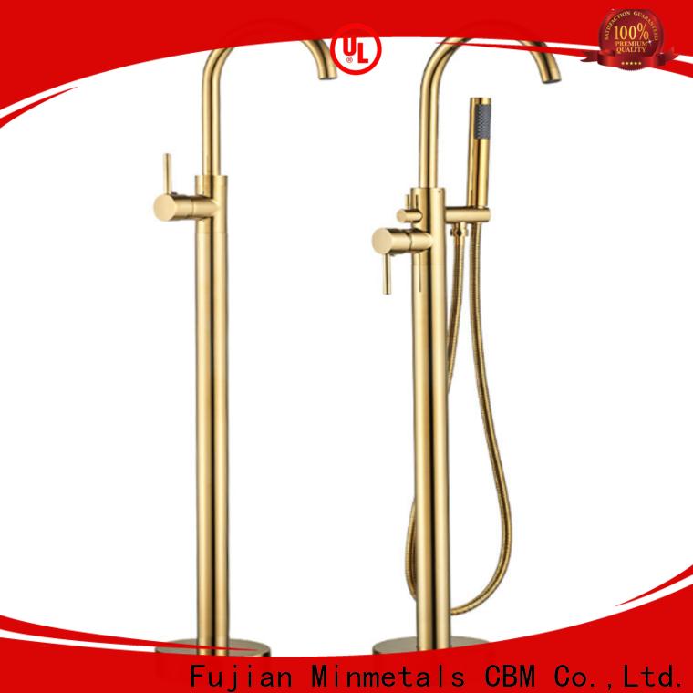 CBM quality bathtub shower faucet factory price for construstion
