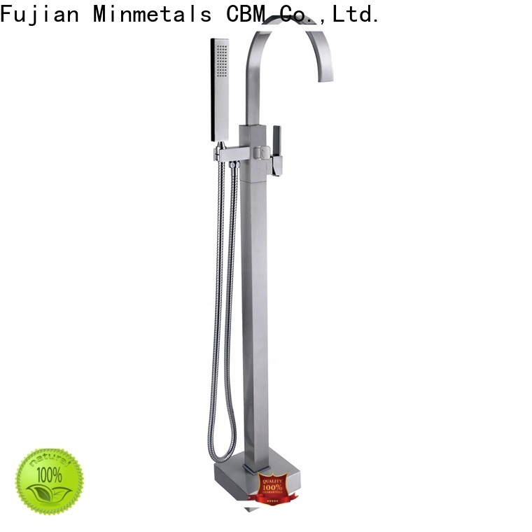 CBM bathtub faucet with sprayer China supplier for construstion