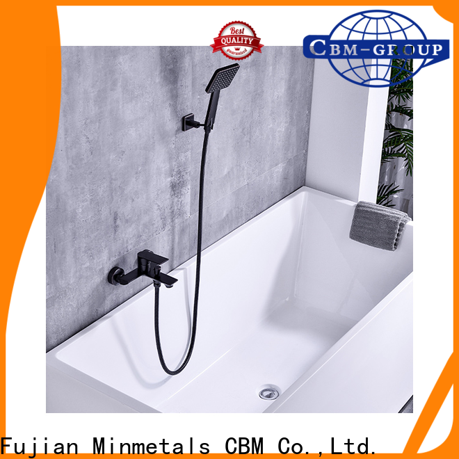 CBM industry-leading wall mount bathtub faucet factory price for housing