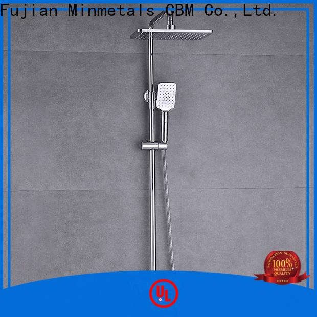 CBM shower combo set wholesale for apartment