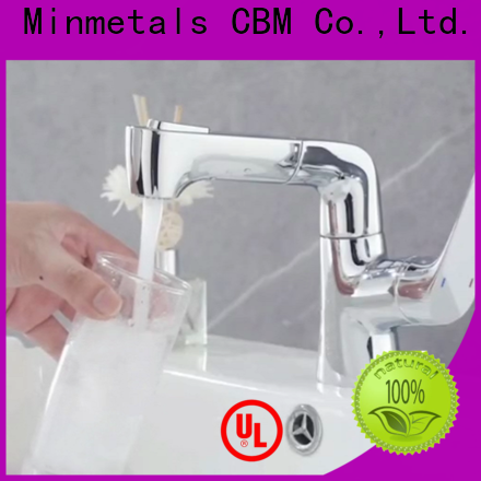 CBM waterfall bath taps factory price for holtel