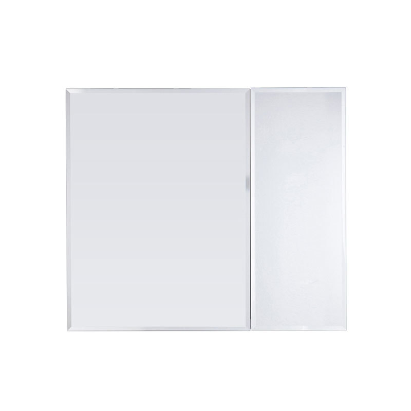 Aluminum Bathroom Mirror Cabinet