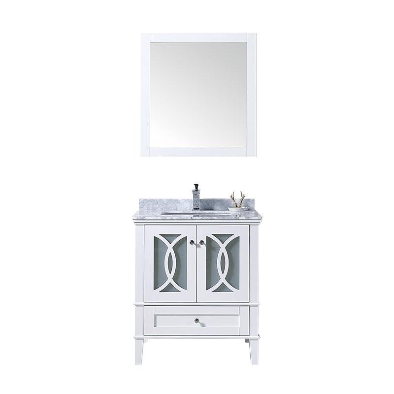 CBM bathroom vanity units manufacturer for holtel-1