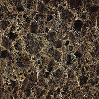 Dark Emperador Marble Look Tiles 800x800