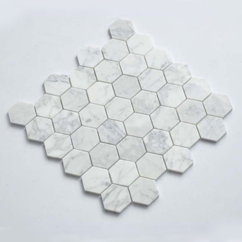 CBM sepcial marble mosaic tile at discount for housing-2