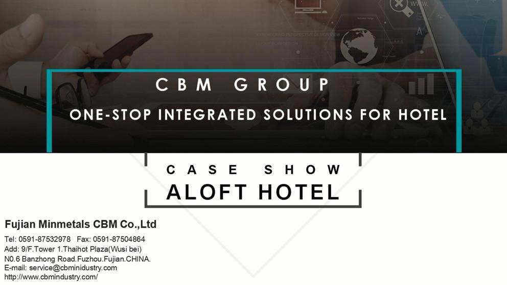 CBM Project aloft