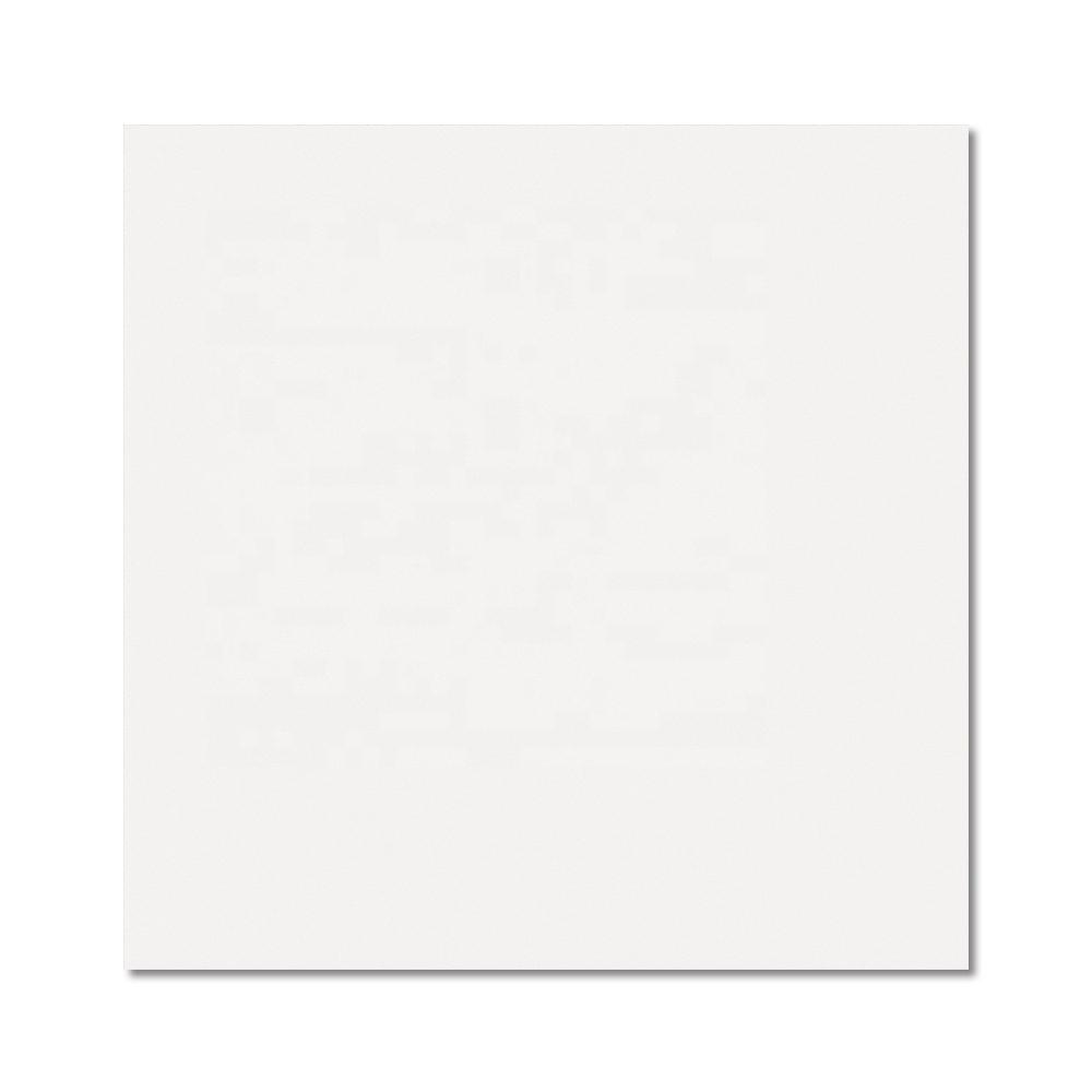 Pure White Polished Glazed Tile 24x24