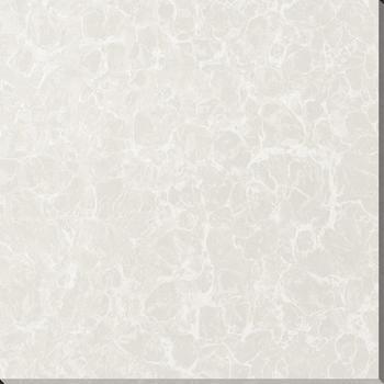 Ivory white PULATI Polished Ceramic Tiles 600x600