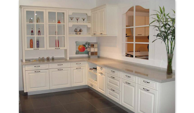 Professional For Project order and Oversea warehouse order Kitchen Cabinet