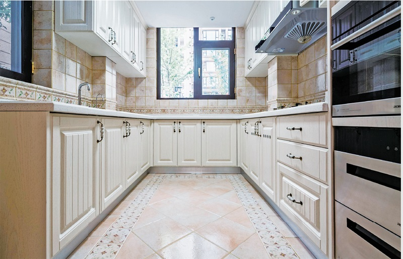 CBM fine-quality modern kitchen cabinets certifications for home-2