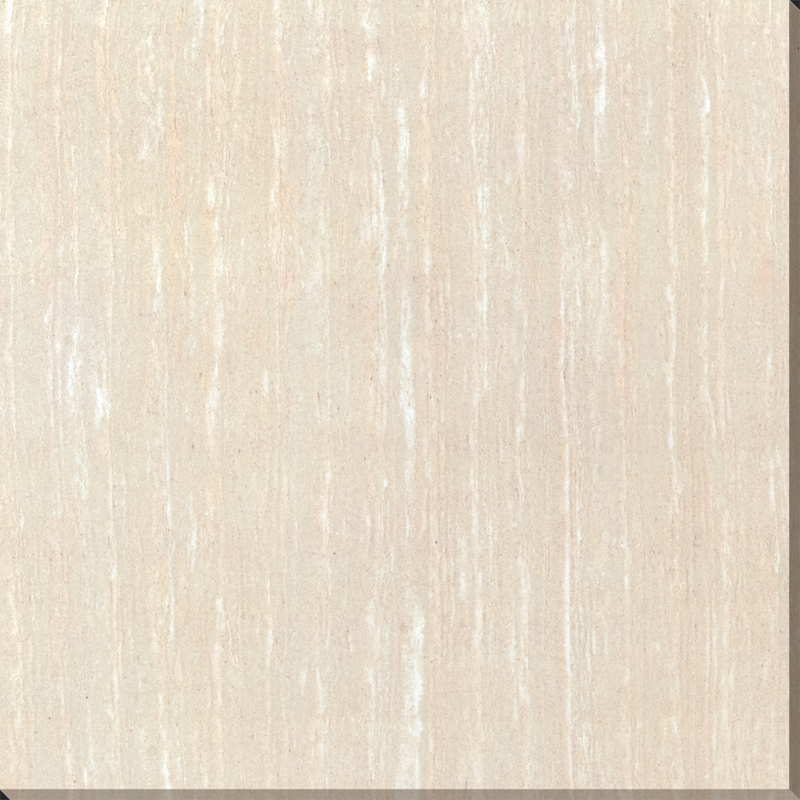 Pink Line Stone Tile Polished Surface 600X600