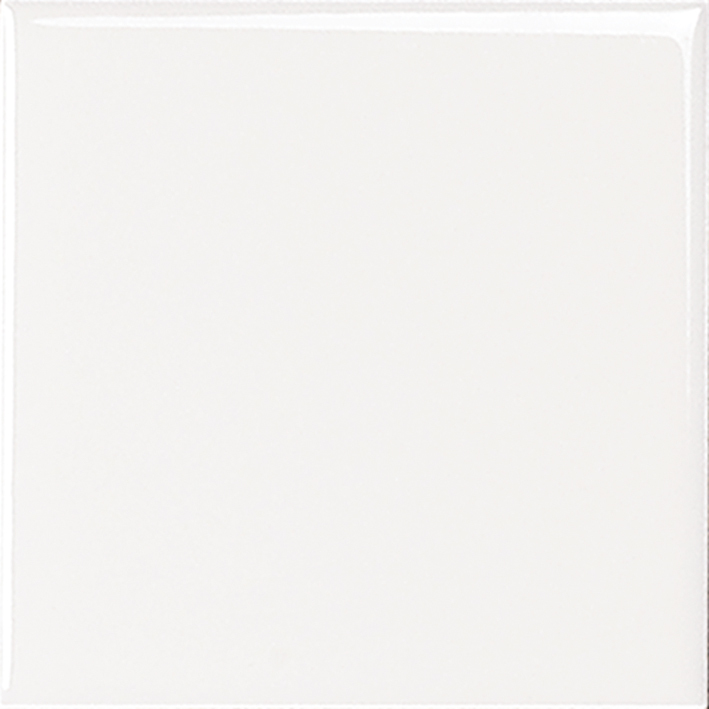 White 3D wall tile various pattern 4'x4''