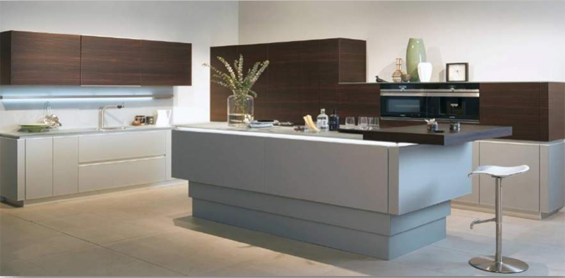 Frameless kitchen cabinets with all kitchen cabinet accessories included popular design