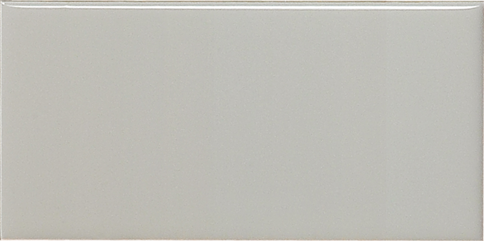 Tile de pared de cerámica gris claro 3''x6 ''
