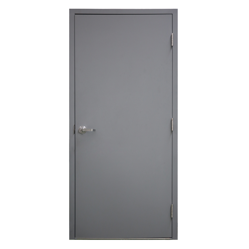 Commerical Office Hotel American Steel Door Metal Door Frame Door