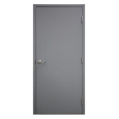 Commerical Office Hotel American Steel Door Metal Door Frame Door