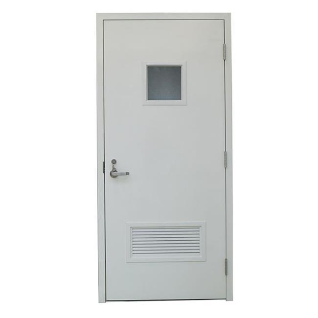 UL Listed  flush commercial steel doors