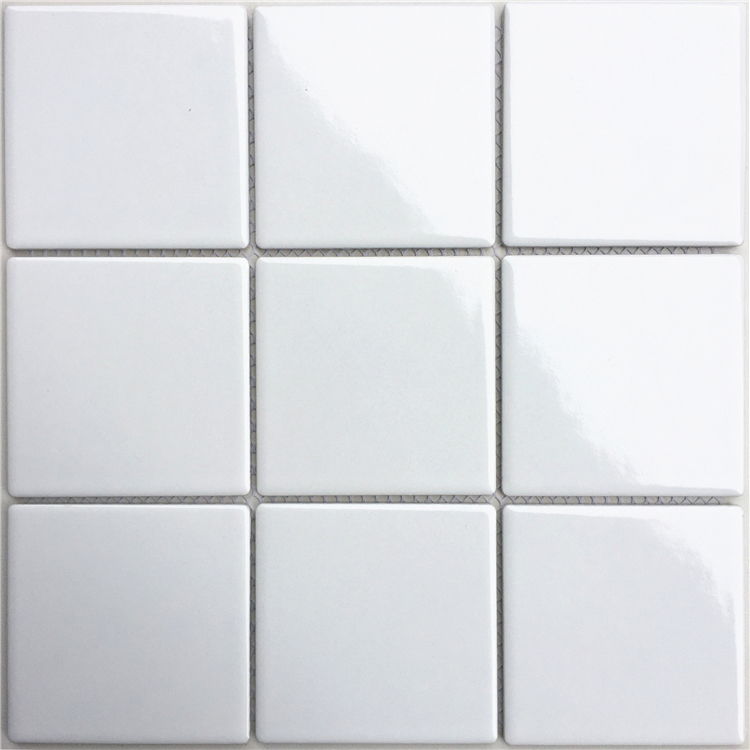 solid color wall tile mosaic pattern 10x10