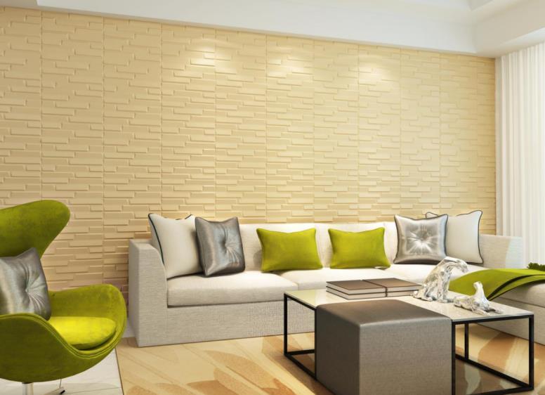 3D foam wall sticker home decoration