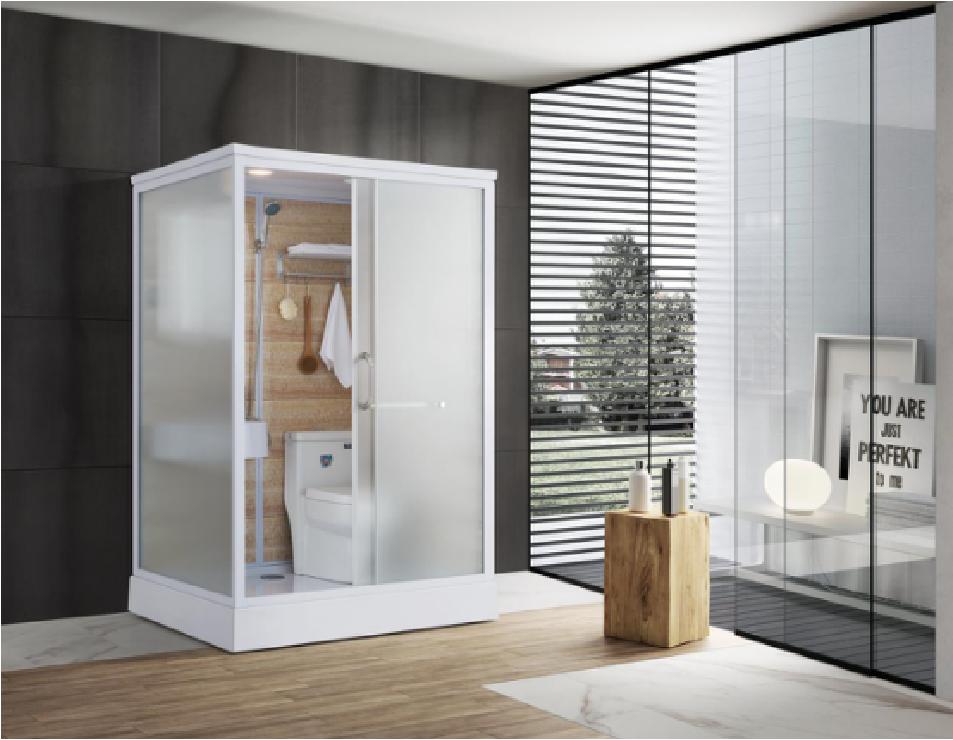 Conjunto de ducha completo completo conjunto para baño con diferentes diseños.
