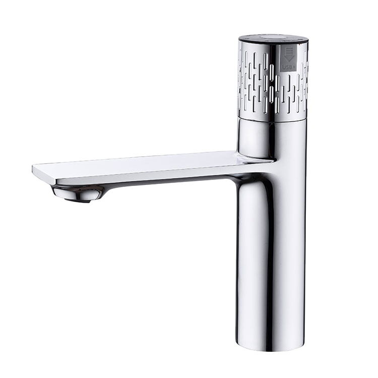 Sensor Basin Faucet Luxury bathroom basin water tap mixer faucet with superior quality faucets chrome sensor taps black multi colors