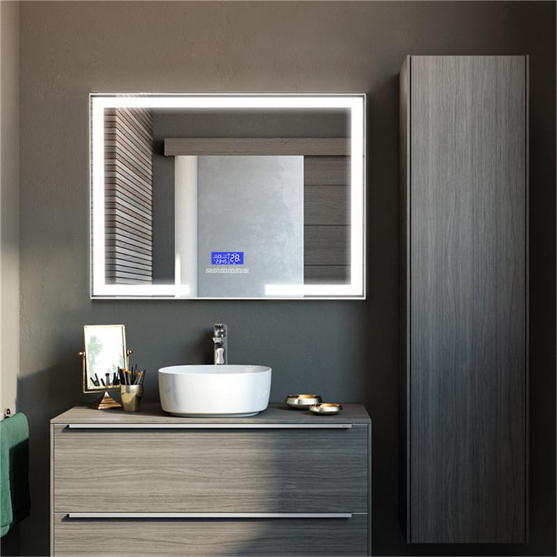 CBM Anti-fog LED Mirror  With Bluetooth speaker for Bathroom