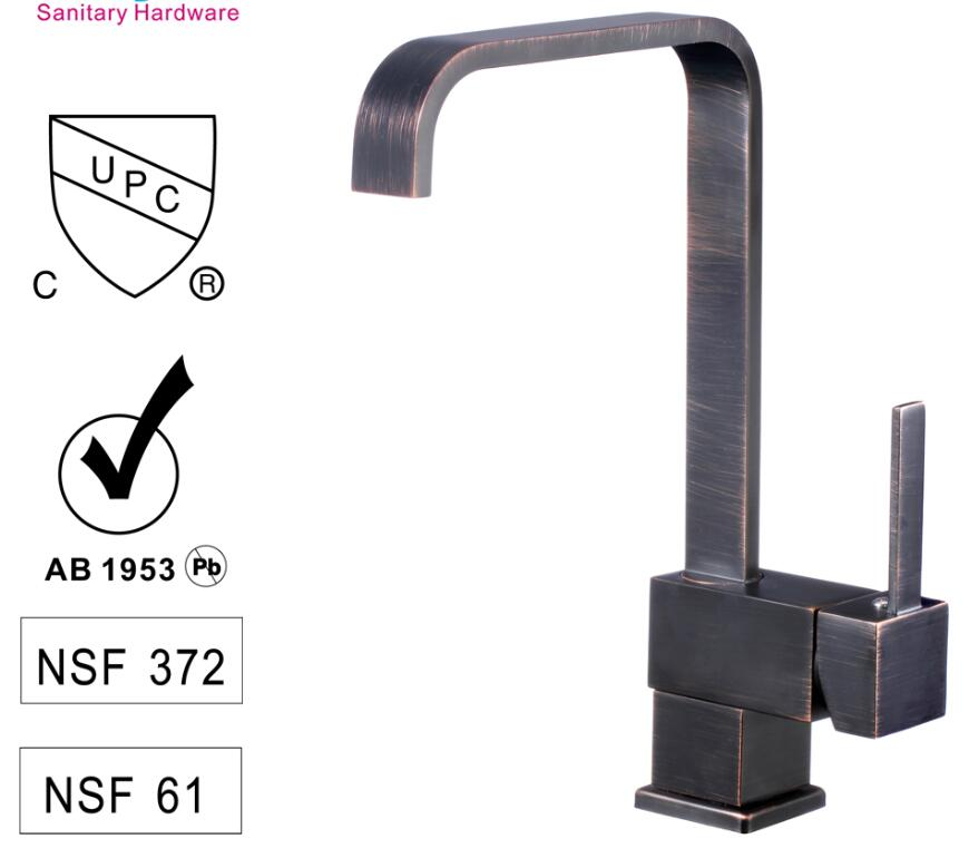 CBM modern kitchen faucets from manufacturer for flats-2