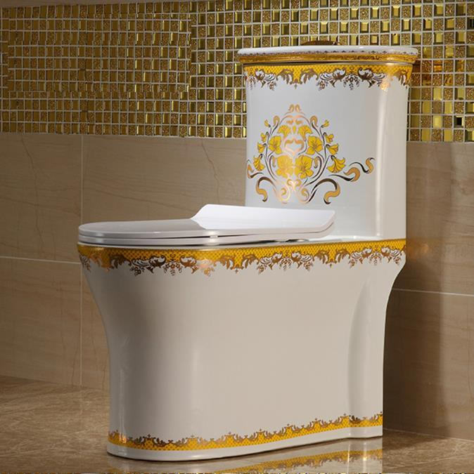 Hot sale south america cheap water closet sanitaryware ceramic one piece siphonic bathroom modern indoor toilet