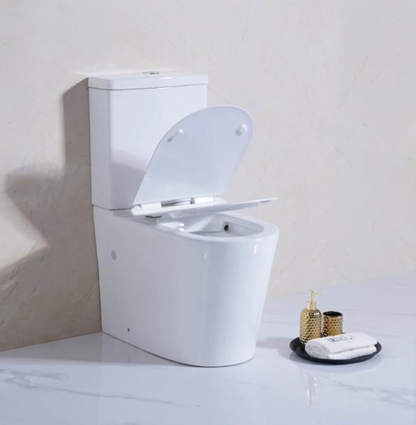 washdown two-piece toilet watermark toilet