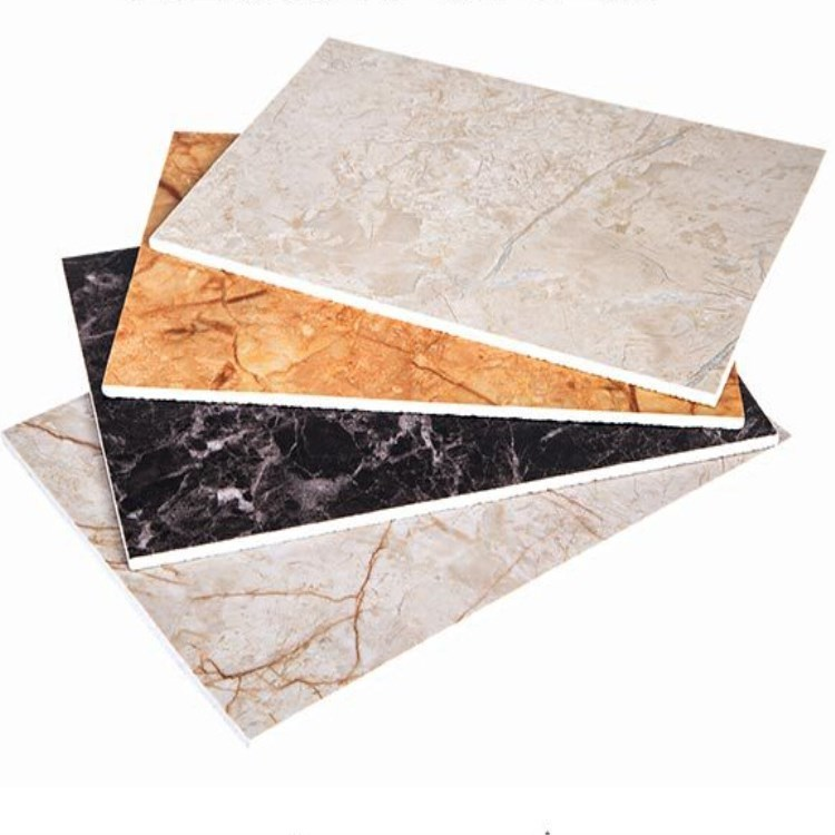 UV wall panel PVC marble sheet 1200*2400