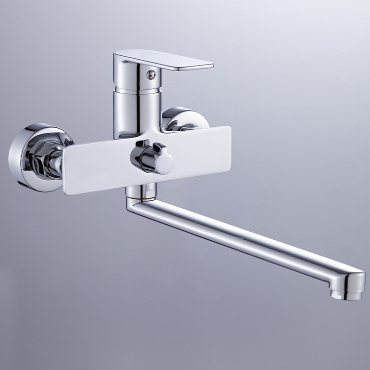 CBM Cheap bathtub faucets  with High Quality Wall MountedMixer Taps Bath & shower faucets bathroom shower tap bath shower faucet  DG