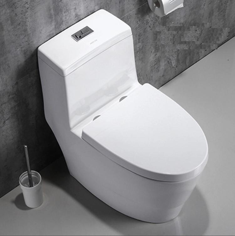 Ceramic Washdown Cheap One Piece Toilet