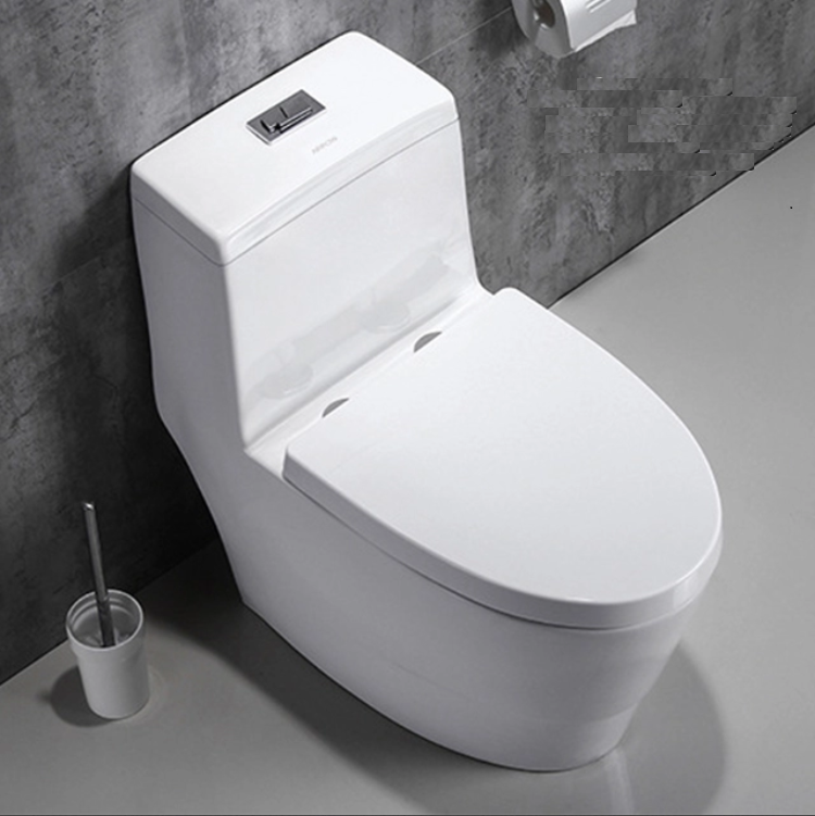 Ceramic Washdown Cheap One Piece Toilet