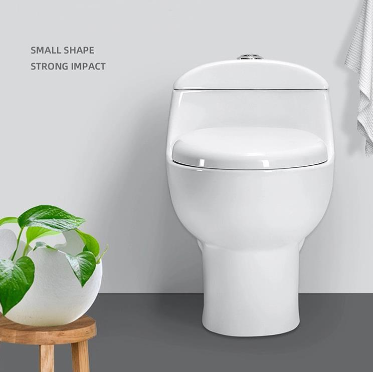 Bathroom toilet new design washdown one piece toilet sizes