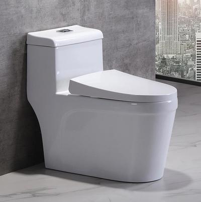 Bathroom washdown toilet one piece toilet competitive price
