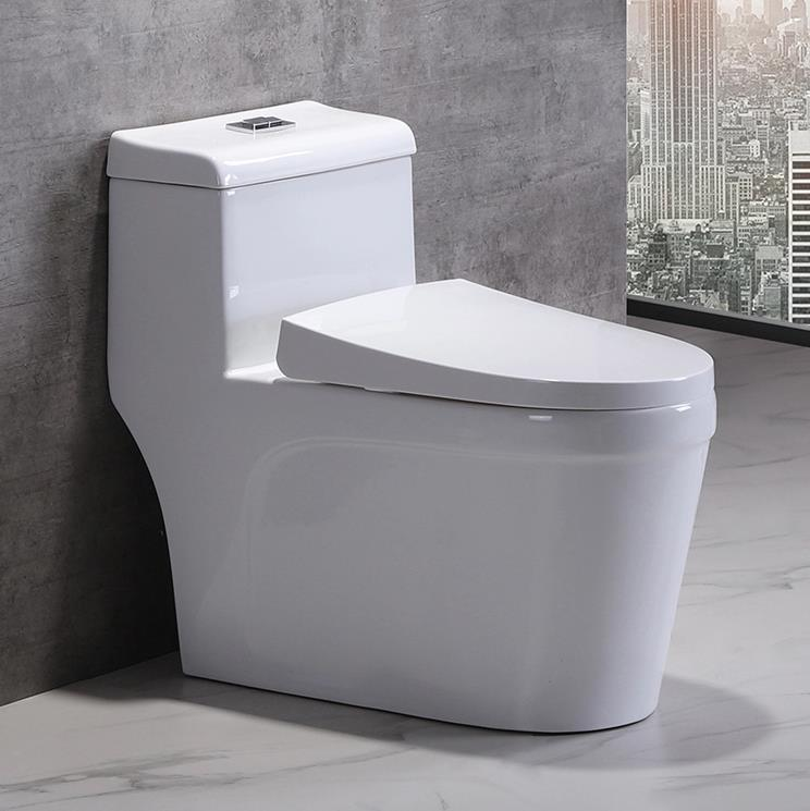 Bathroom washdown toilet one piece toilet competitive price