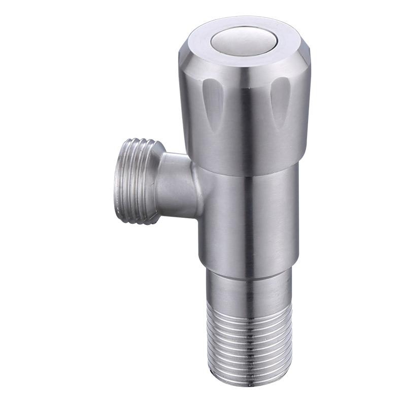 CBM-HT series Angle Valves  OEM/ODM Anti-leaking toilet 304 stainless steel bathroom angle valve bath angle globe valve