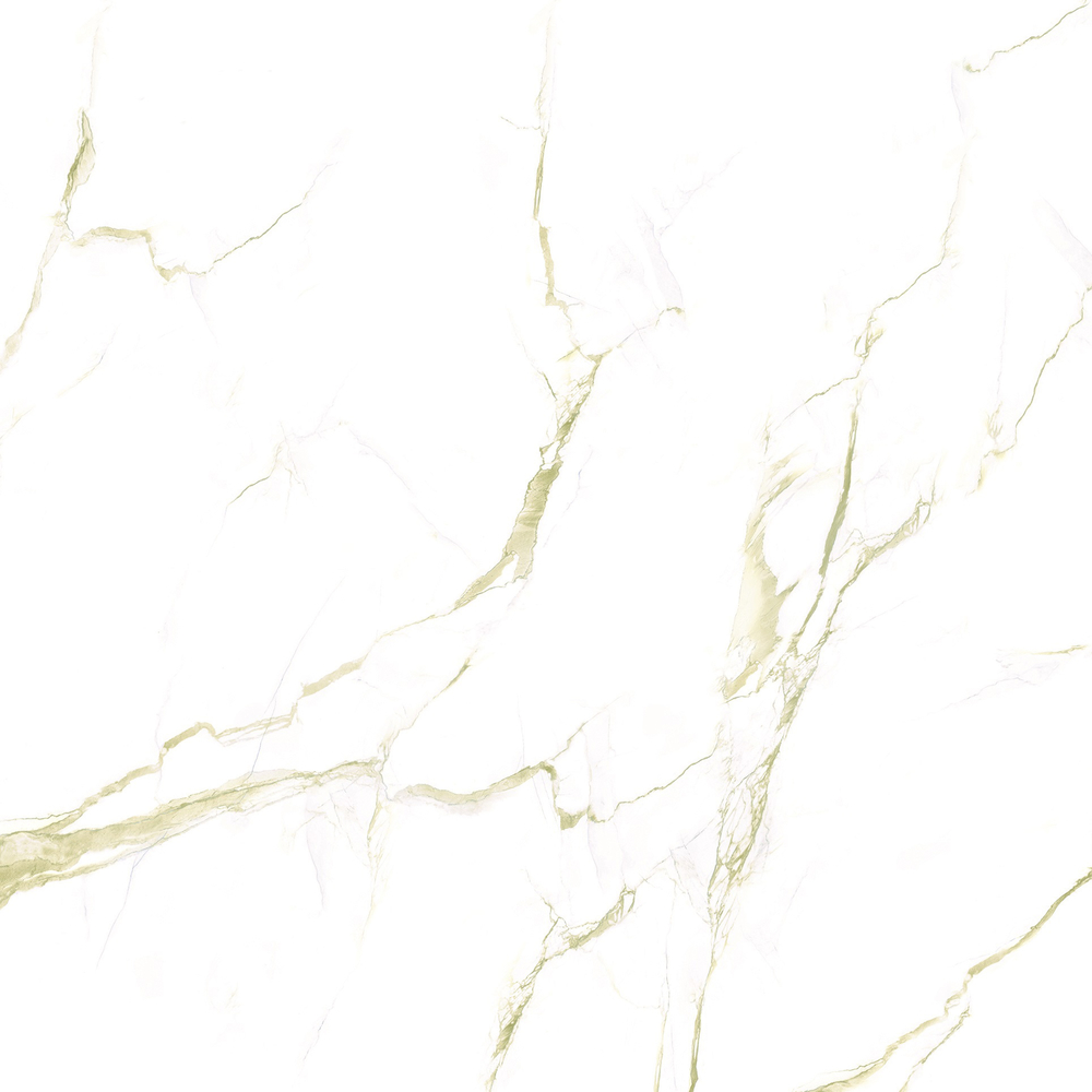 Jazz white glazed tile porcelain floor tile