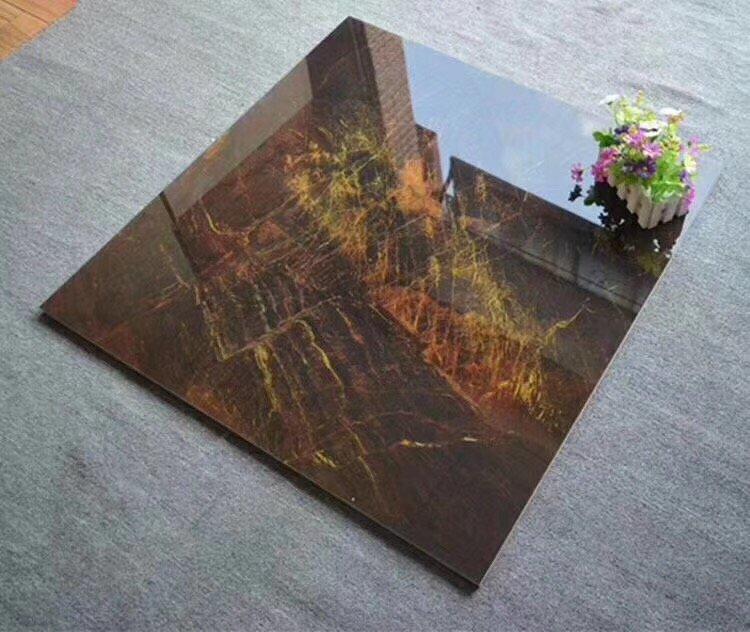 Exerion Pattern Glazed Ceramic Floor Tile