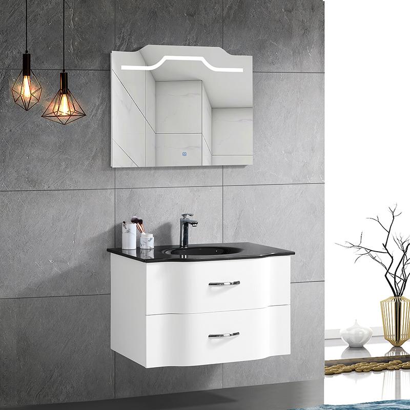 CBM Pvc Modern Style Bath bathroom vanity pvc cabinet