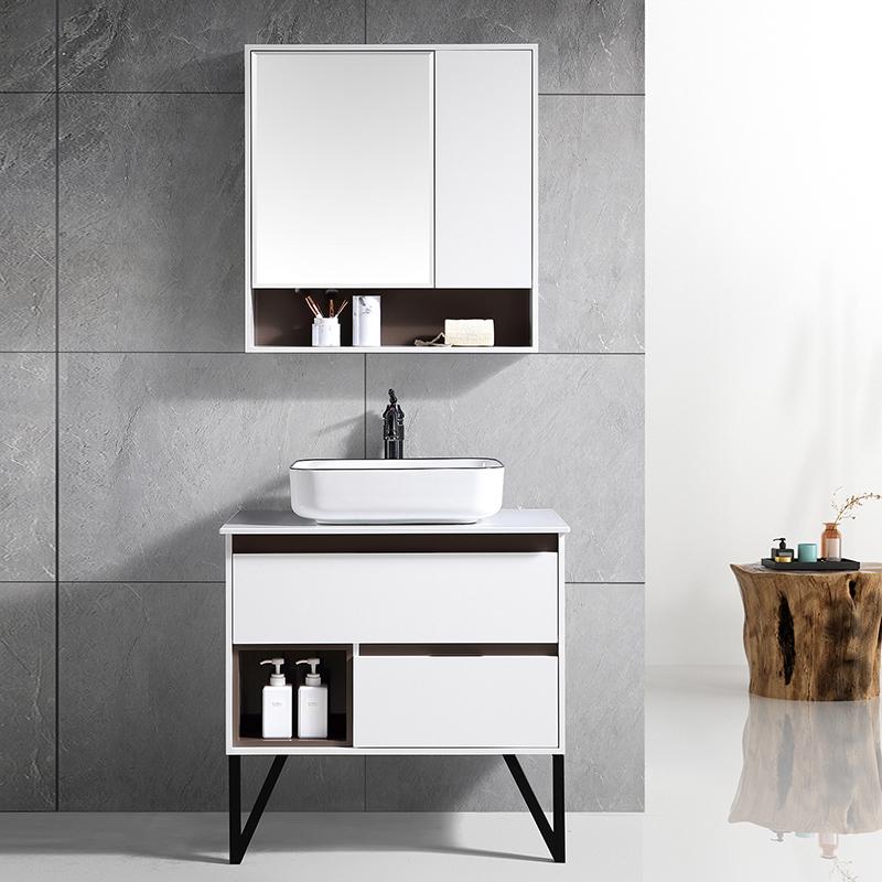 CBM Pvc Bathroom Cabinet Vanity