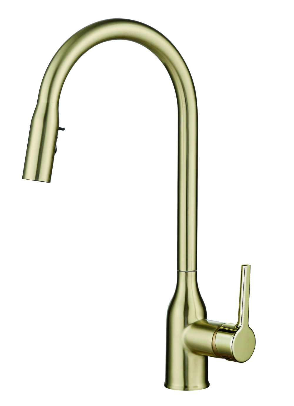 CBM New Simple Single Handle Special Pull Out Kitchen Sink Faucets