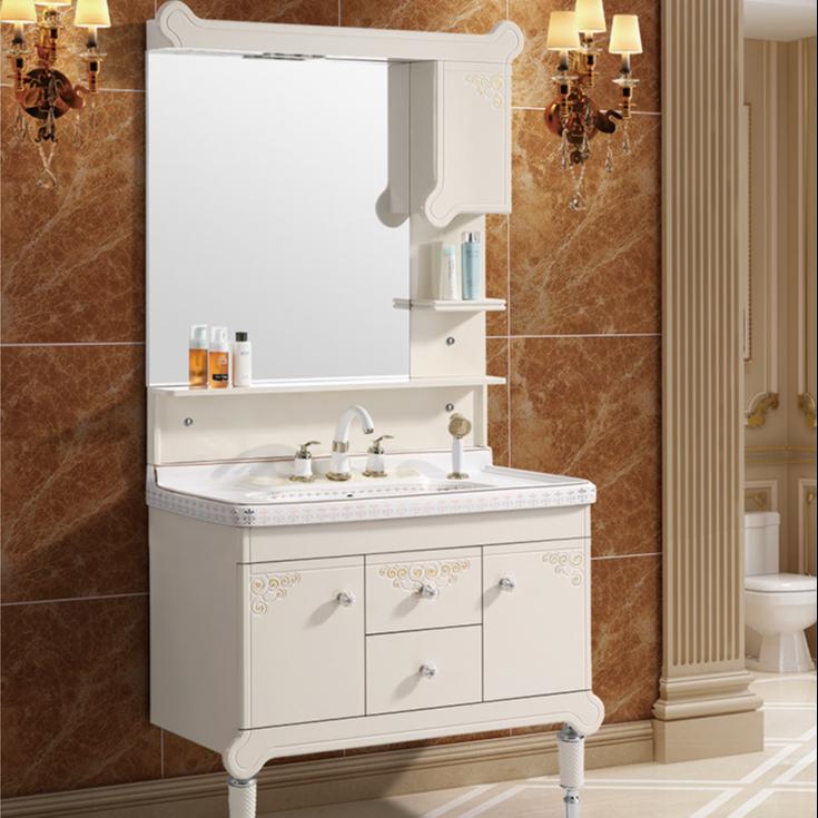 CBM new modern bathroom vanity cabinet