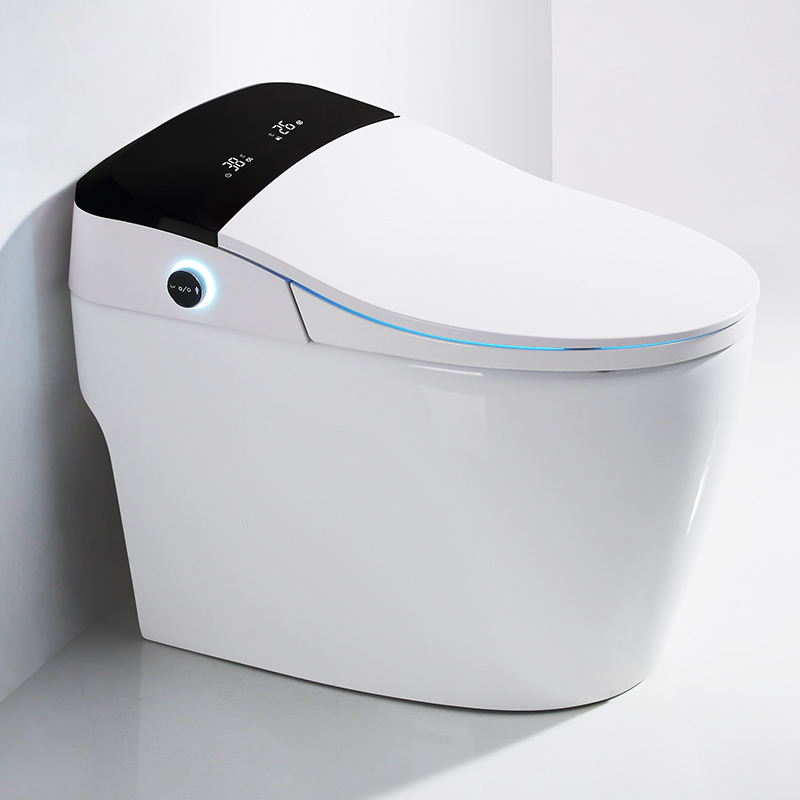 Manufacturer intelligent toilet LED screen bathroom housekeeper CBM-i30