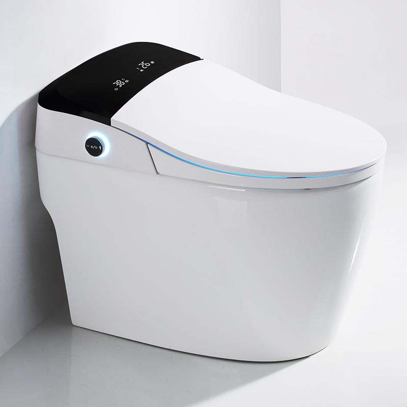 Fabricante Inteligente Inodoro LED Pantalla Baño Housekeeper CBM-I30