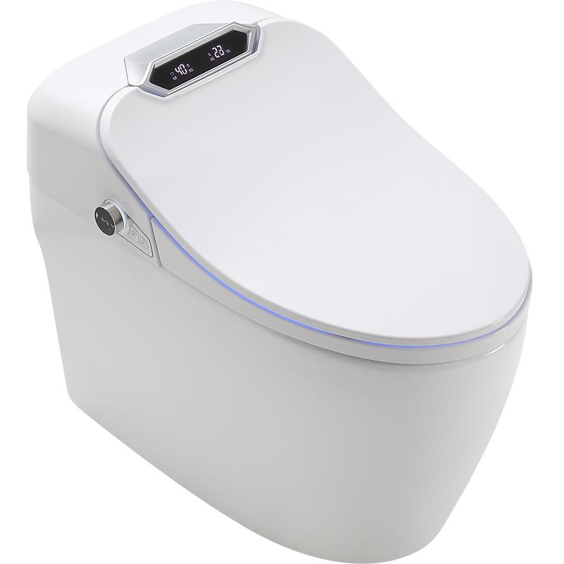 CBM-Q90 WholesaleToilet seat heater Full Automatic soft close toilet seat damper Smart Toilets
