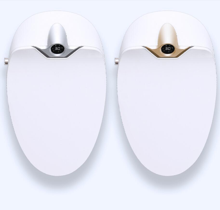 CBM-Q100  Factory Intelligent instant heat wash smart flush toilet New design intelligent toilet one piece tankless
