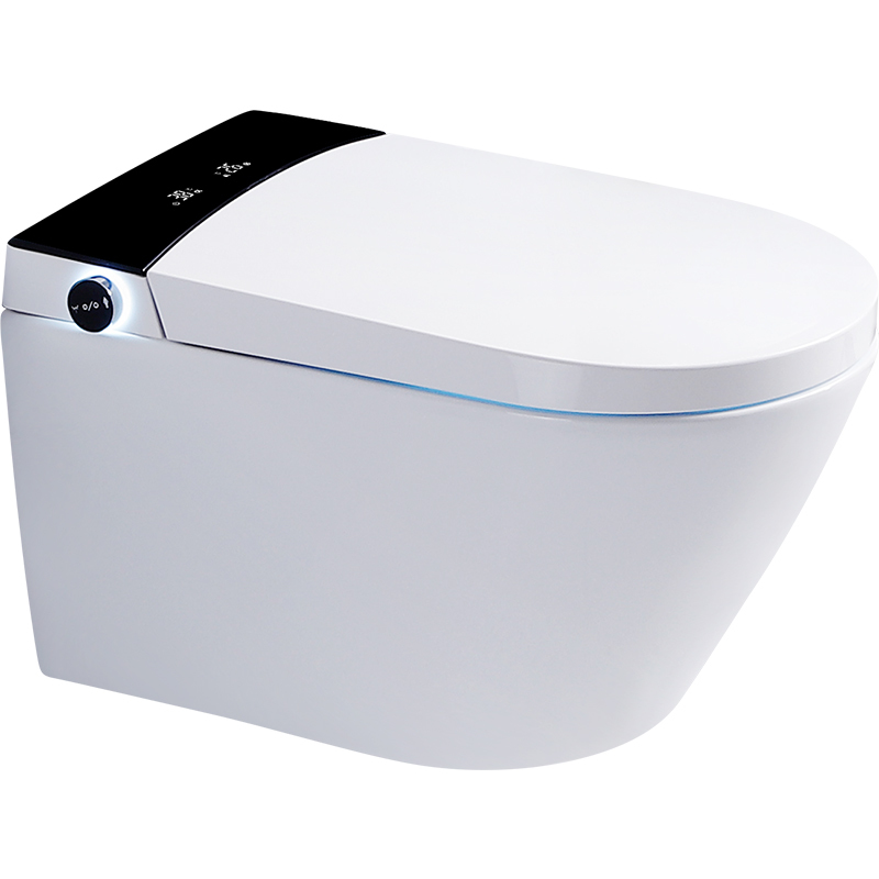 CBM-T3-2 Factory Wall Hung Smart Toliet Ceramic Automatic Wall Hung Mounted Intelligent Toilet